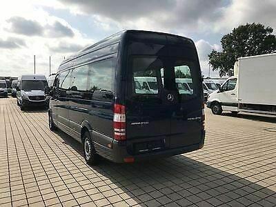 verkauf von gebraucht mercedes benz sprinter 316 cdi kombi ii maxi klima euro6 8 sit. Black Bedroom Furniture Sets. Home Design Ideas
